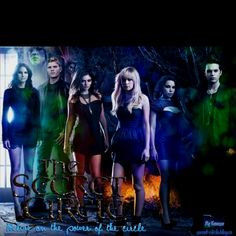 #TheSecretCircle
