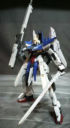 ライトニングデルタ Gundam Toys, Gundam Art, Gunpla Custom, Custom Gundam, Battle Robots, Gundam Build Fighters, Mechanical Design, Gundam Model, Figure Model