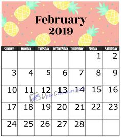 February 2019 Calendar Printable Template with Holidays PDF Word Excel Calendar March, Wall Cladding, Event Photographer, Dc Weddings, Holiday Parties, Budgeting, Projects To Try, Culture, Templates