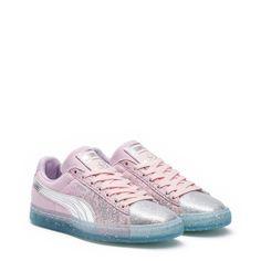 94565833b3 Puma x Sophia Webster Suede Sneakers - All Shoes - Sophia Webster Sophia  Webster Shoes,