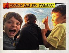 Não se enganem!!! #famíliastica #shiraishis #paodeacucar #bondinho #turistando #lazercomfilhos #maecomfilhos #PedroEmpinotti
