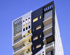 Residential buildings in Loran - Alexandria - 2014