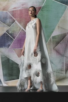 Modest Fashion, Girl Fashion, Fashion Dresses, Fashion Tips, Couture Dresses, Bridal Dresses, Office Outfits Women, Festa Party, Quince Dresses