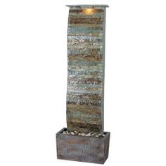 Kenroy Home 49-in Fountain