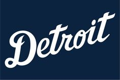 Logo-Detroit Tigers