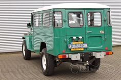 Toyota Land Cruiser HJ45 Diesel nice restored 1980