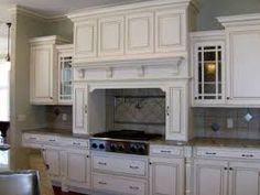 Image result for kitchen design for a sloped ceiling
