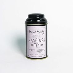 Hangover Tea, $15 | 29 Clever Gifts For People Who Love To Drink