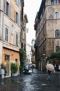 The walkways of Rome.....:La Dolce Vita. Stop and listen.....and relax at a sidewalk cafe with your coffee and pastry... or maybe a slice of pizza.