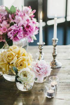 flowers Cassie & David Wedding Melbourne ... floral colours