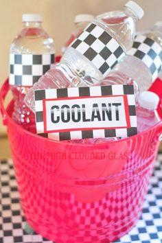 Nascar Party, Race Car Party, Race Cars, Hot Wheels Party, Hot Wheels Birthday, Dirt Bike Birthday, Race Car Birthday, 2nd Birthday, Birthday Ideas