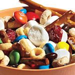 25 snacks mixes for camping or just snacking