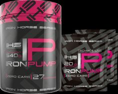 www.proworkout.uk.com Iron Pump 540g Pre-Workout Nitric Oxide NO Booster Energy Beta-Alanine Pump