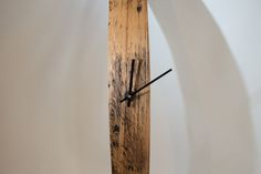 Whisky Cask Stave Wall Clock Made from a solid oak genuine Single Malt Whisky cask. How To Make Wall Clock, Single Malt Whisky, Solid Oak, Clocks, Quartz, Wall Decor, Home Decor, Wall Hanging Decor