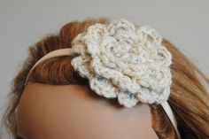 crochet hair barrettes patterns | free crochet hair accessory patterns