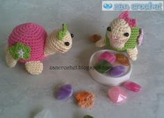 Zan Crochet: libero Amigurumi pattern