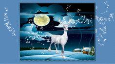 Fonds D'écrans Hivers - Créations Armony Winter Wallpaper
