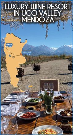 This program let you enjoy the excellent wine of Argentina (Buenos Aires, Salta and Mendoza) and Chile (Santiago de Chile), staying in luxury hotels. In Patagonia, Mendoza, Wonderful Places, South America, Wines, Cruise, Tours, Night, Luxury