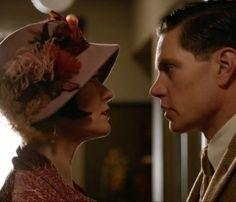 """Jack & Phryne"" ~ Miss Fisher's Murder Mysteries"