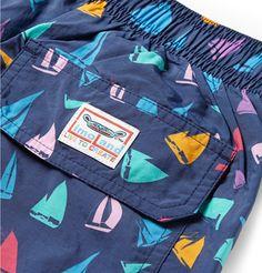 LimoLand - Mid-Length Printed Swim Shorts | MR PORTER