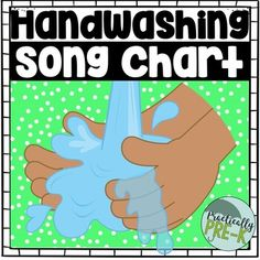 Sing or chant this song to help your students wash their hands thoroughly! Includes color versions to print and post above your classroom sink, and blackline versions to send home or even color! ... Hand Washing Song, Teacher Hacks, Teacher Newsletter, Classroom Management, Back To School, Singing, Sink, Students, Hands