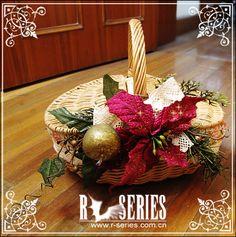 Christmas basket idea!