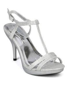 Wild Rose Misa39 Women Fabric T Strap Open Toe Party Dress Ankle Strap Platform Sandal - Silver (Size: 7.0) Wild Rose http://www.amazon.com/dp/B00E0GBA3Q/ref=cm_sw_r_pi_dp_7ug0ub0BS0E25