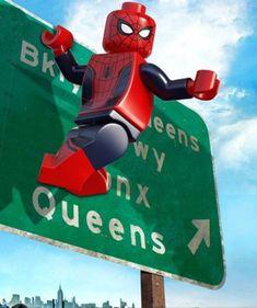 Legos, Cosplay, Lego City, Marvel Movies, Deadpool, Avengers, Fictional Characters, Robot, Toys