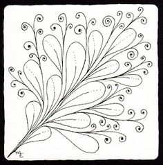 Zentangle fun with mary elizabeth quilling patterns, zentangle patterns, ze Zentangle Drawings, Doodle Drawings, Doodle Art, Zentangles, Tangle Doodle, Quilling Patterns, Zentangle Patterns, Quilt Patterns, Pen & Paper