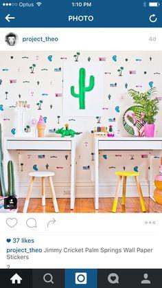 Kids room. Or isla's room. Colour