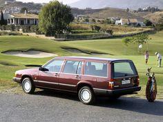 1985 Volvo 760 station wagon
