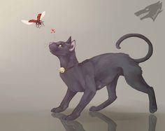 Realistic Miraculous Ladybug (by Atumney)