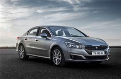 Novo PEUGEOT 508: Qualidade, tecnologia e eficiência A receita empresarial preparada pela Peugeot