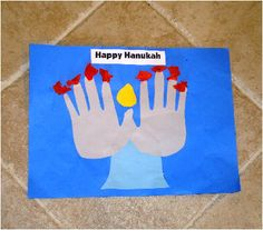 Great Hanukah Craft