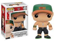 Funko releasing John Cena pop vinyl from WWE