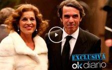 Montoro mete una multa de 70.403€ a Aznar y le hace pagar otros 199.052 por irregularidades fiscales