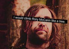 "rory mccann | gameofthronescastconfessions:""I would climb Rory McCann like a tree ..."