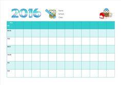 Kids on pinterest free printable 2015 calendar and calendar for