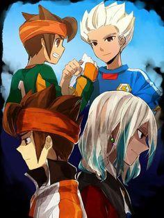 Imágenes Yaoi💜 Inazuma eleven∆Go Inazuma Eleven Axel, Anime Manga, Anime Art, Eleven 11, Fanfiction, Boruto And Sarada, Beyblade Characters, Anime Couples Drawings, Another Anime