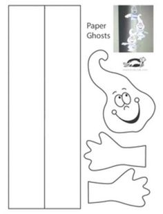 préparons halloween children activities, more than 2000 coloring pages Halloween Decorations For Kids, Halloween Crafts For Toddlers, Theme Halloween, Halloween Crafts For Kids, Halloween Activities, Halloween Projects, Holidays Halloween, Happy Halloween, Kids Crafts
