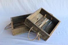 Serving Tray - Rope Handle