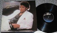 "Michael Jackson Thriller LP Album Original Press Billie Jean 12"" Madonna Elvis  - http://www.michael-jackson-memorabilia.com/?p=15705"