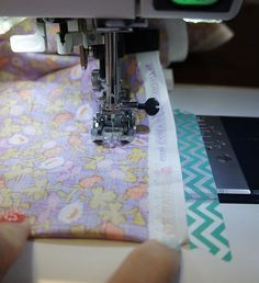 """Quick Tip for Quilt Backings--I've used this method for a couple of years now when I'm not using 108"""" double wide fabric. Works like a charm!!"""