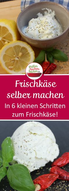Frischkäse selber machen aus Milch - #aus #Frischkäse #Machen #Milch #produkte #Selber Fancy Dishes, Lose Weight Naturally, Nutritional Supplements, Food Cravings, Eating Plans, Food Items, Calorie Diet, Food Porn, Food And Drink