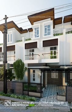 terobosan baru desain rumah minimalis 1 lantai 4 kamar