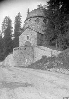 Segantini Museum, St. Moritz, Schweiz, Nicolaus Hartman 1918