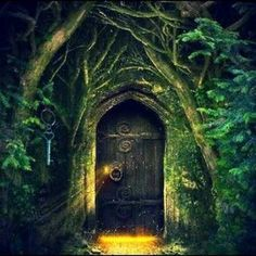 """Open the door"", said the wise woman""Come in and sit down.For it is she of great worthWho wears the King's crown"".I looked at the wizened faceFor answers that long I had soughtDeep pools of star-filled eyes returned my gazeAnd told of mysteries carefully taught.Her countenance was hypnoticAnd fingers deftly moved to and froHer body moving in rhythm..."