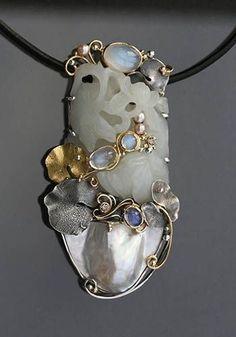 Волшебные украшения от Eve Llyndorah - Ярмарка Мастеров - ручная работа, handmade