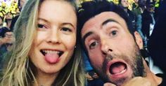It's a girl! Maroon 5 frontman Adam Levine is a dad #Celebrity, #Instagram, #Newborn