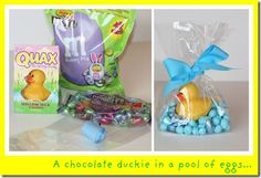 Cute & Quick Easter gifts for children- http://todayscreativeblog.net/quick-easter-gifts/